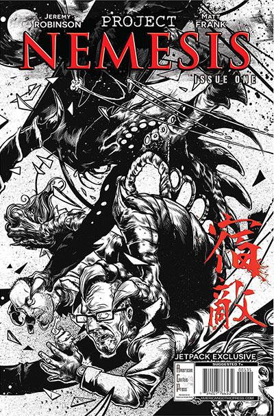 Nemesis (Icon Comics) - Wikipedia