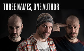Three Authors One Name