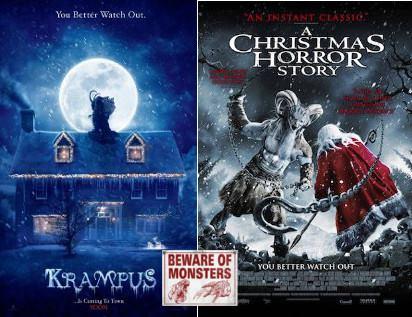 Christmas Horror Story Krampus.Childhood Beware Of Monsters